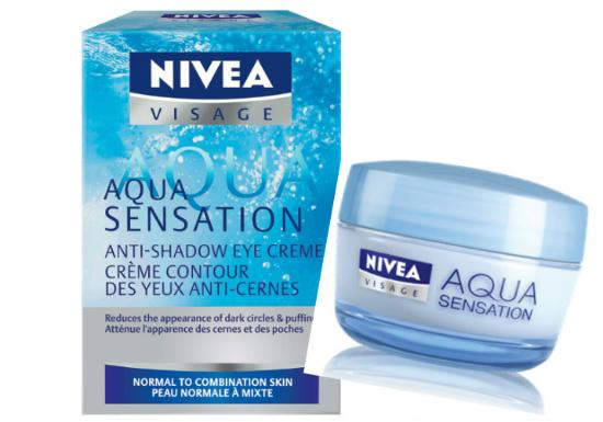 Nivea Aqua Anti Shadow Eye Cream Review Keep Those Dark Bags At Bay Jenny Don T Be Hasty